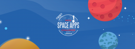 NASA Space Apps Challenge Beograd logo